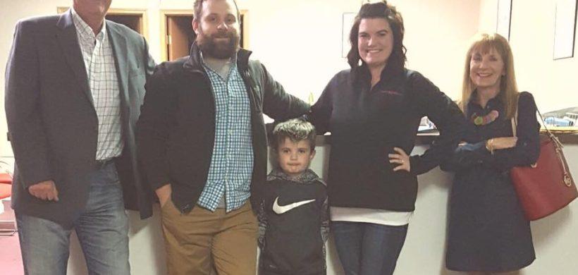 Success Story – congratulations Phillip and Elizabeth!