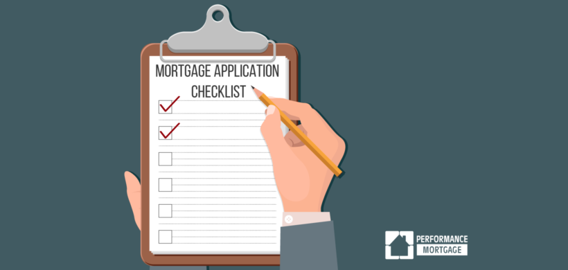 Infographic: Your mortgage application checklist