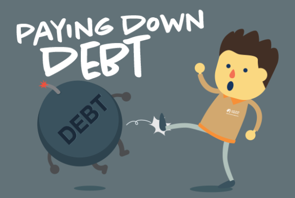 Getting There: Paying Down Debt