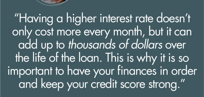Interest Rates Add Up…