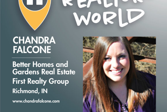 Realtor World Guest Post: Chandra Falcone