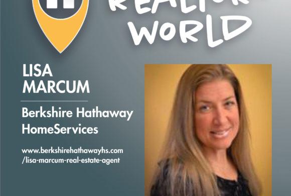 Realtor World Guest Post: Lisa Marcum