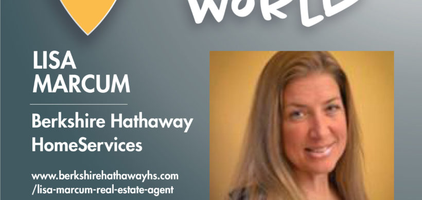 Realtor World Guest Post: Lisa Marcum