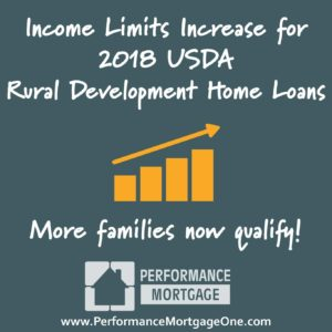 USDA 2018 Income Limits