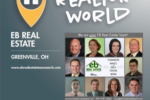 Realtor World Guest Post: EB Real Estate