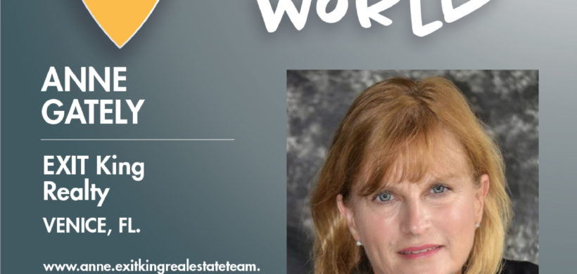 REALTOR WORLD GUEST POST: ANNE GATELY