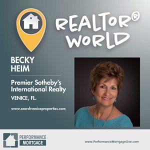 Becky Heim Realtor Premier Sotheby's