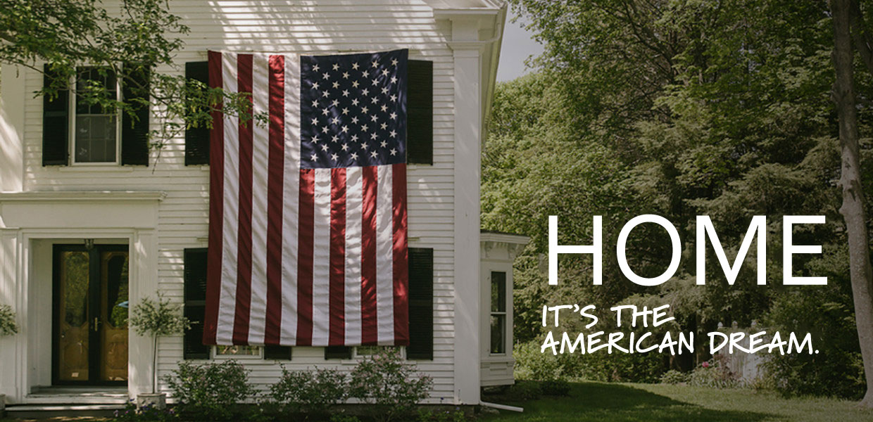 Home - It's the American Dream