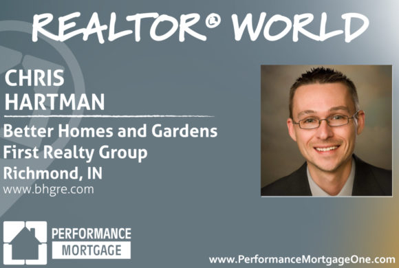 Realtor World Guest Post: Chris Hartman
