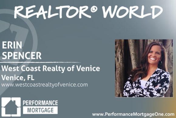 Realtor World Guest Post: Erin Spencer