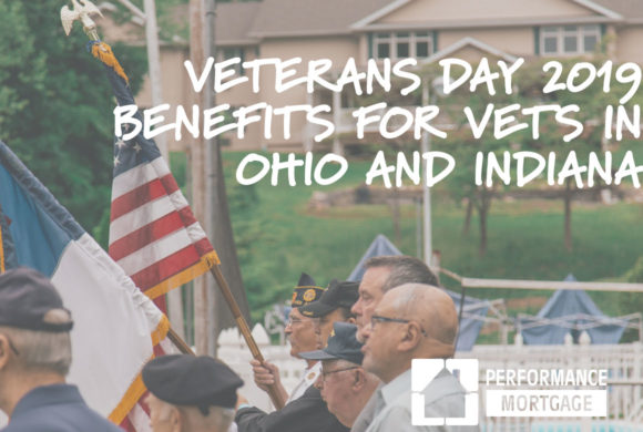 Veterans Day 2019 – Benefits for Vets in Ohio and Indiana
