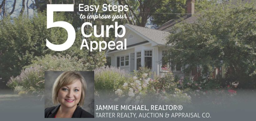 How to Improve your Curb Appeal in 5 Easy Steps