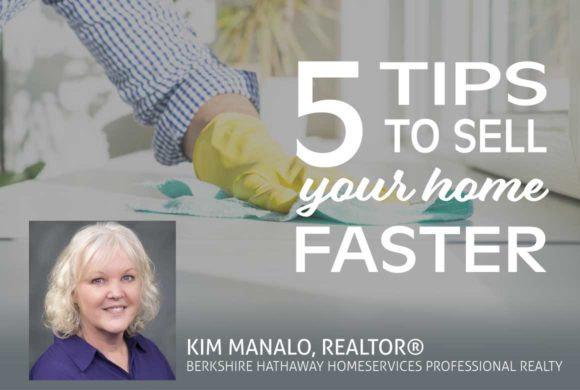 5 Tips to Sell your Home Faster