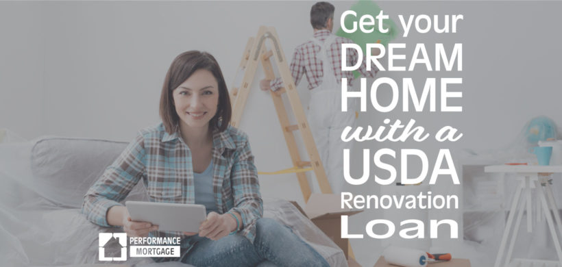 USDA Renovation Loan