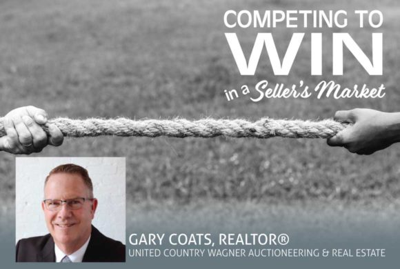 Competing to Win in a Seller's Market