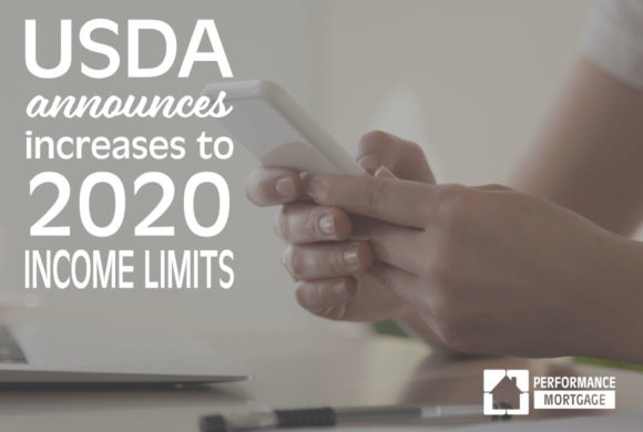 USDA Increases Income Limits for 2020